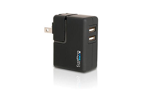晶豪泰 分期0利率 GOPRO Wall Charger 壁式充電器 AWALC-001 公司貨 適100-240伏特直流電 USB