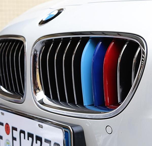 BMW 三色中網卡扣 M卡扣 E90 E92 E93 F30 F31 318i 320i GT F34 沂軒精品