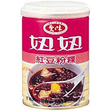 愛之味妞妞紅豆粉粿240g*3罐/組【合迷雅好物超級商城】