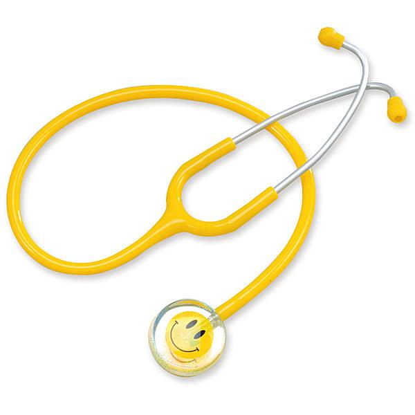聽診器 黃色笑臉單面聽診器 CK-AC603S
