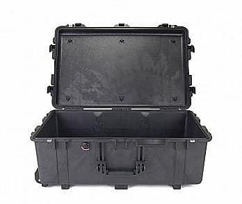 【空箱】美國 PELICAN 1650 NF 空箱 黑色 氣密箱
