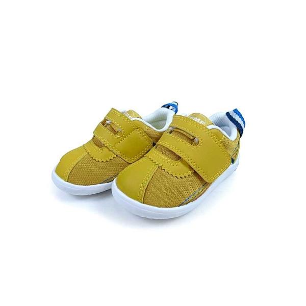 《IFME》日本機能童鞋 芥末黃色 IF22-970213