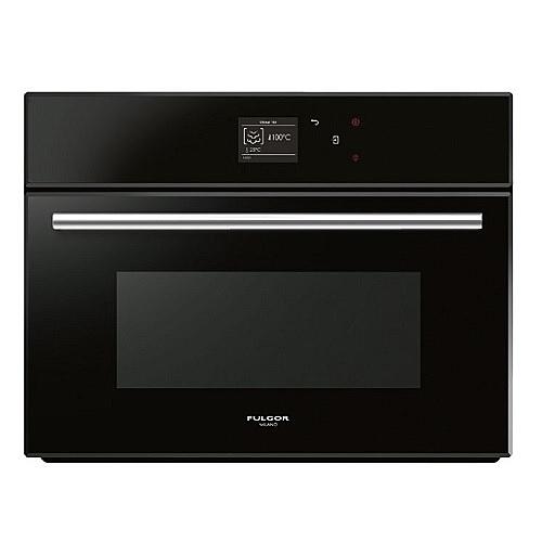 【得意家電】FULGOR MILANO 義大利 FCSO 4511 TM BK 智慧型蒸烤爐 ※熱線07-7428010
