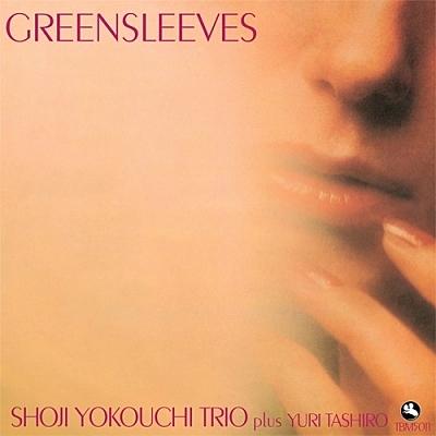 【停看聽音響唱片】【黑膠LP】綠袖子:橫內章次三重奏 (180g LP)
