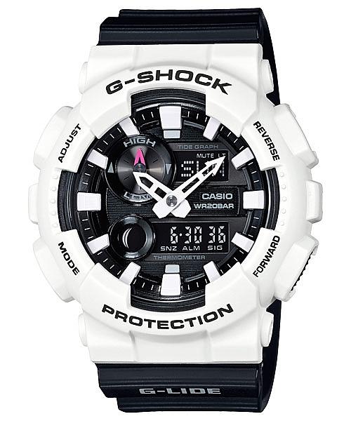 【CASIO】卡西歐G-SHOCK運動電子錶 GAX-100B-7A 宏崑時計 台灣卡西歐保固一年