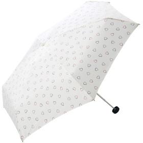 w.p.c(ダブリュピーシー)/雨傘 ネオンラインハートmini