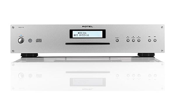 《名展影音》ROTEL CD播放機  RCD-12  CD Player Series