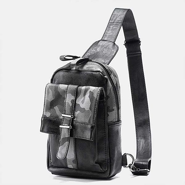 【5折超值價】經典潮流街頭迷彩風格單肩包側背包