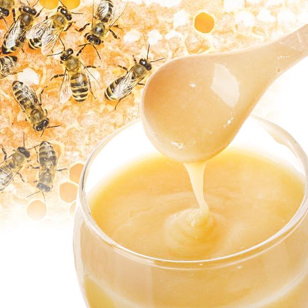 果之家 大岡山養蜂場直送100%純蜂王乳(500g/瓶)