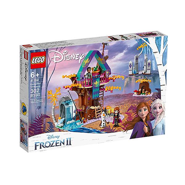 41164【LEGO 樂高積木】迪士尼公主 Disney Princess-被施法的樹屋(302pcs)