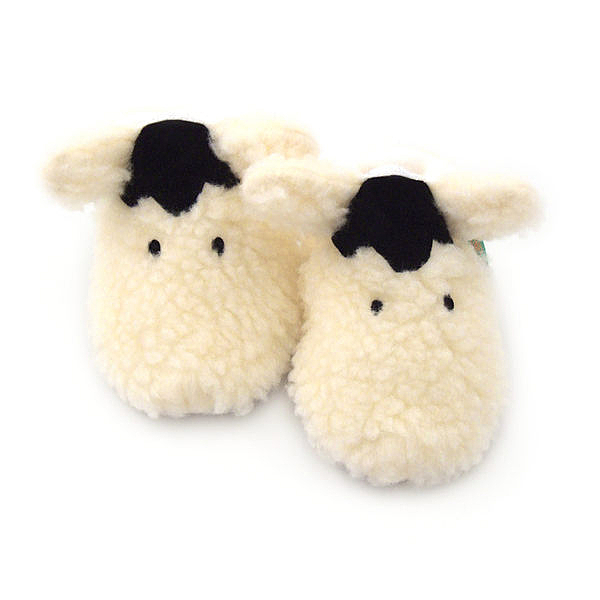 英國 Funky Feet 手工學步鞋 室內鞋 小綿羊  6-24M