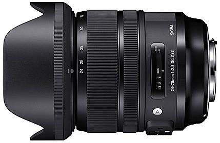 名揚數位 SIGMA 24-70mm F2.8 DG OS HSM ART  恆伸公司貨保固三年~  (一次付清)