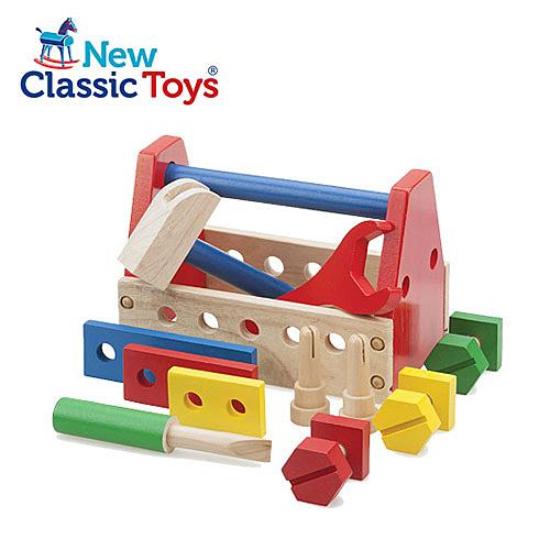 【荷蘭New Classic Toys】基礎小木匠工具組
