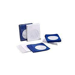 《享亮商城》CD-5902 (白色)紙質CD保護套 (50個/包)