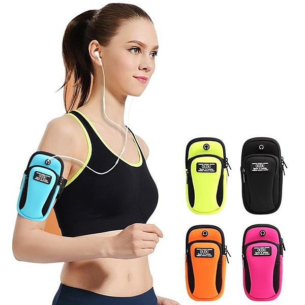 跑步手機臂包女運動裝備男臂套健身臂袋胳膊手腕包蘋果華為通用