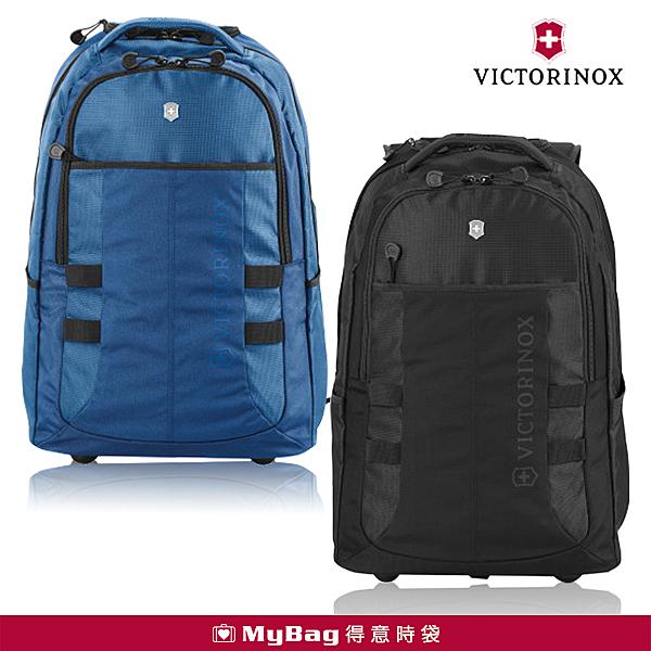 Victorinox 瑞士維氏 後背包 VX Sport 16吋電腦包 拉桿後背包 TRGE-602712 得意時袋