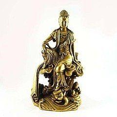 自在觀音菩薩 佛像