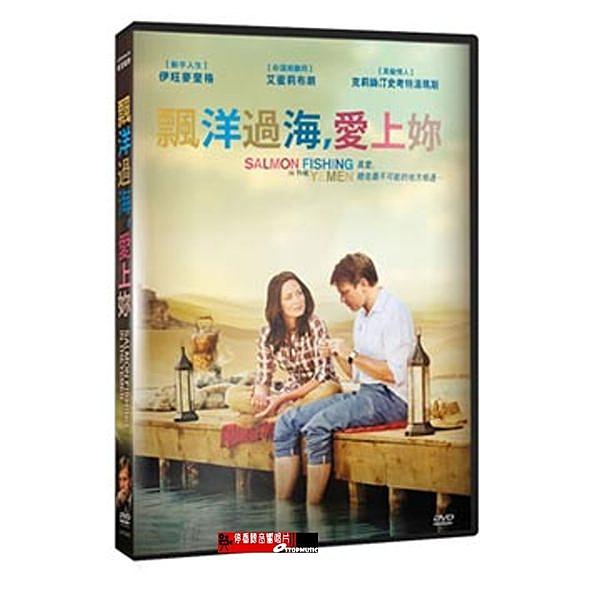 【停看聽音響唱片】【DVD】飄洋過海,愛上妳
