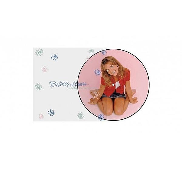 【停看聽音響唱片】【黑膠LP】布蘭妮:愛的初告白 二十周年紀念 (限量粉紅彩膠)