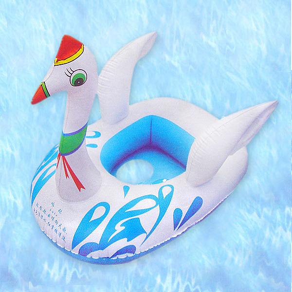 【奇買親子購物網】天鵝造型幼童戲水座船
