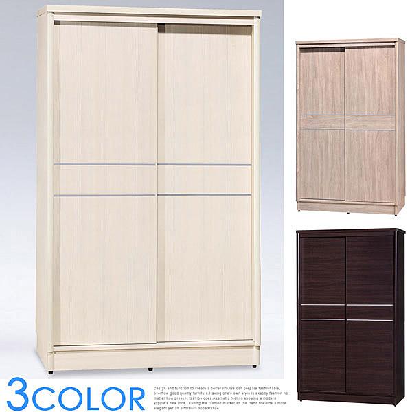 YoStyle 布雷克4x7滑門附鏡衣櫥(二色) 收納櫃 櫥櫃 衣櫃 免運 專人配送到府