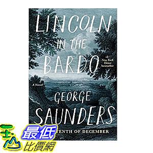 [106美國直購] 2017美國暢銷書 Lincoln in the Bardo:A Novel