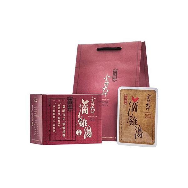 【買10送2】金牌大師第3代 滴雞精 60ml (10包/盒)【瑞昌藥局】007370 生產前後 養身
