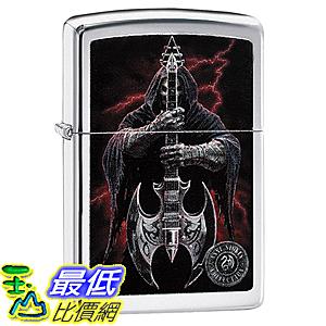 [美國直購] Zippo B01BQ0TSOG 死神吉他 骷髏 Grim Reaper Lighters