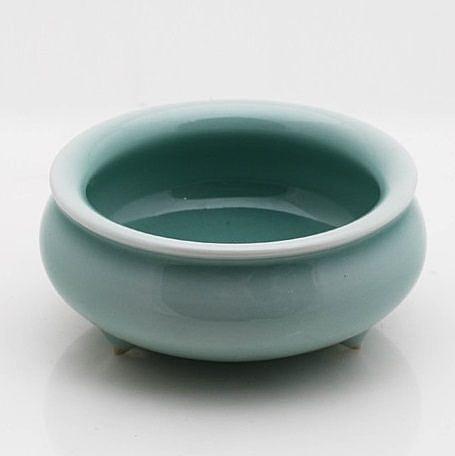青瓷陶瓷香薰爐
