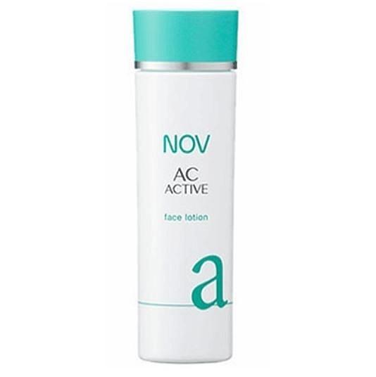 【NOV娜芙】AC-ACTIVE毛孔緊緻保濕化粧水135ml