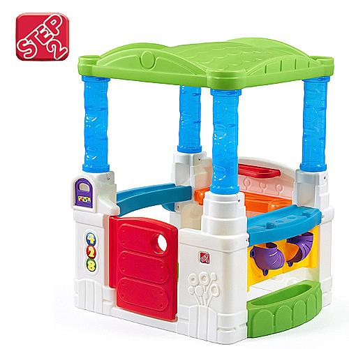 【美國 STEP2】童樂園-歡樂球屋 12008539