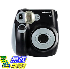 [107美國直購] 相機 Polaroid PIC-300 Instant Film Camera