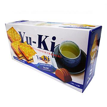 【YU-KI】巧克力夾心餅150g*1盒 (2020新版)【合迷雅好物超級商城】 -02