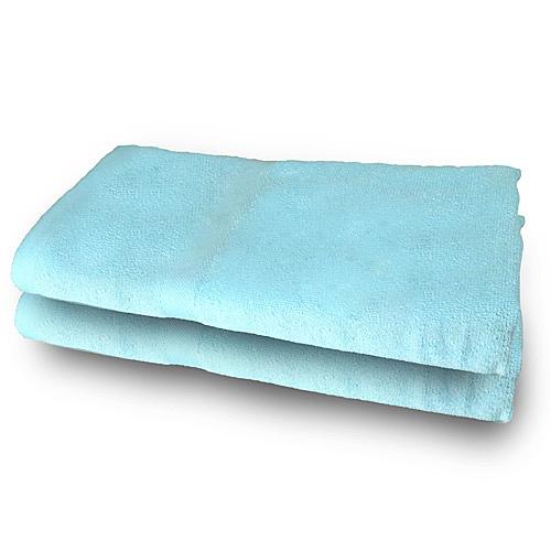 五星級飯店浴巾-珍珠藍【愛買】