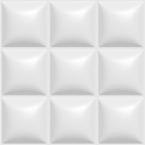 RUMIS洛米思 3D立體牆板D033 50cm x 50cm