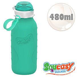 美國Squeasy QQ隨身瓶 - 480ml (TIFFANY綠)