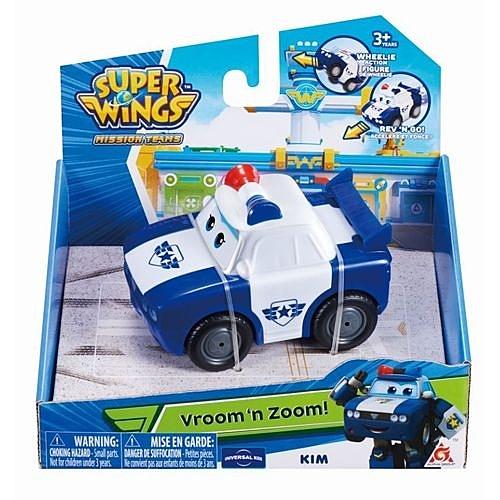 Super Wings 超級遊俠 推推滑行-小金AL37412[衛立兒生活館]