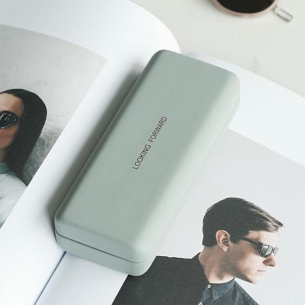 眼鏡盒女韓國小清新墨鏡盒太陽鏡盒女款便攜眼鏡盒男生創意個性