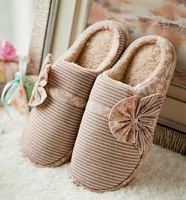 冬季 保暖 居家 拖鞋 毛毛