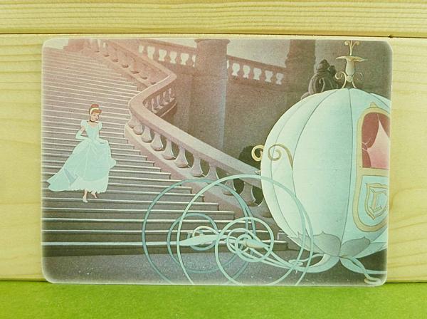 【震撼精品百貨】Disney 迪士尼~卡片-南瓜灰姑娘(M)