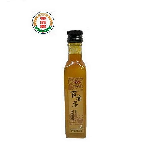 【台東地區農會 】百香果濃糖汁250ml
