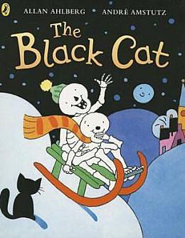 【麥克書店】THE BLACK CAT / 英文繪本