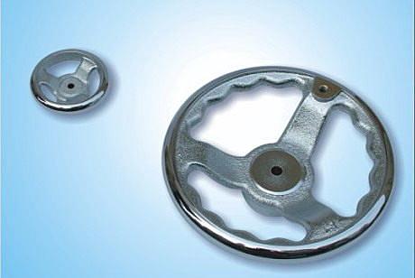 鍍金圓輪 手輪 12英吋 方向盤 圓輪