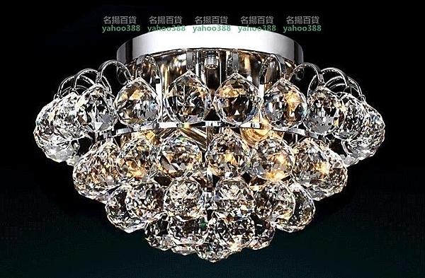 圓形水晶吸頂燈 MY~燈飾478