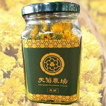 天菊-小罐(杭菊)10g/罐
