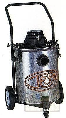 [ 家事達 ] 台灣JESON乾濕兩用白鐵桶吸塵器1000W (5加崙)~特價