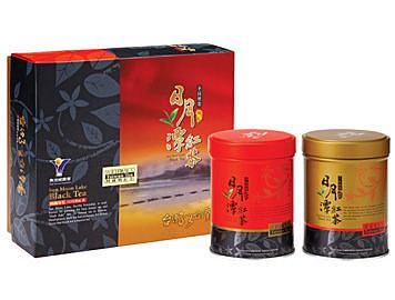 日月潭~精選~組合紅茶~~阿薩姆+紅玉~~紅茶禮盒~~---南投縣魚池鄉農會