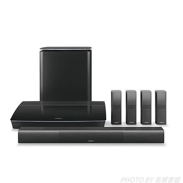 美國品牌 BOSE LifeStyle LS650 5.1 聲道家庭劇院 Wi-Fi藍牙( 含喇叭架 ) 黑色款