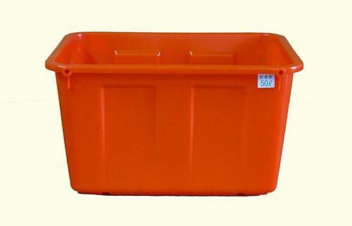**好幫手生活雜鋪**通吉 50L普力桶--------四角桶,方形桶,塑膠桶,海產桶,水產桶