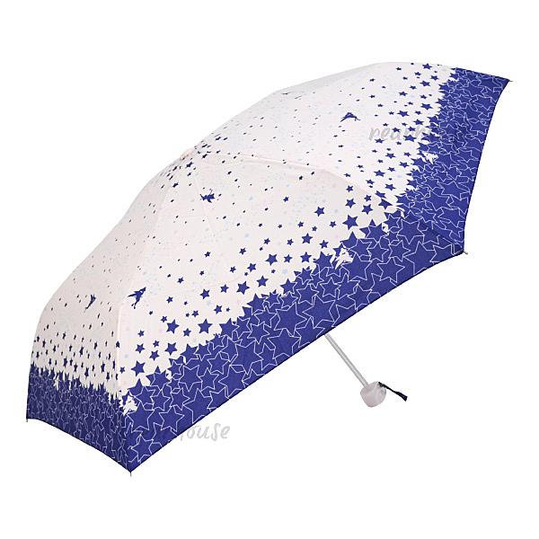 日本 迪士尼 Disney 折傘/晴雨傘/摺疊傘 55cm 小精靈 Tinker bell
